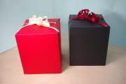 プレゼントハートアレンジ用ボックス